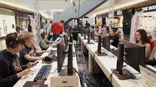 Gamecity - der eSports-Event in Sihlcity | MediaMarkt Schweiz