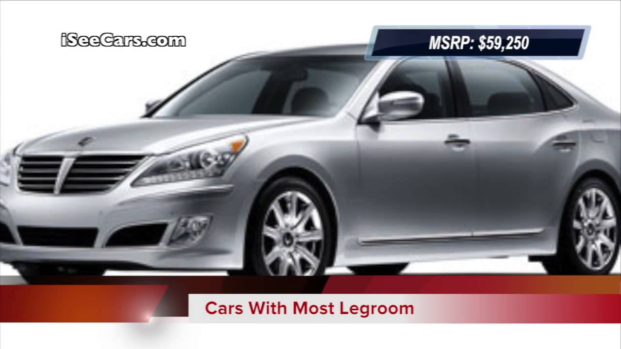 cars with most legroom youtube. Black Bedroom Furniture Sets. Home Design Ideas