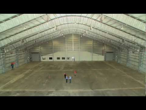 Fire Engineering Solutions - Aircraft Hangar High Expansion