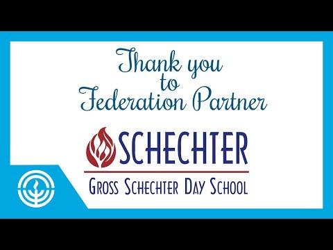 Recognizing Our Partner, Gross Schechter Day School