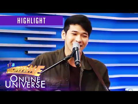 Hashtag Wilbert Sings His Single 'Maaari Ba' In Oke Ka Lang! | It's Showtime Online
