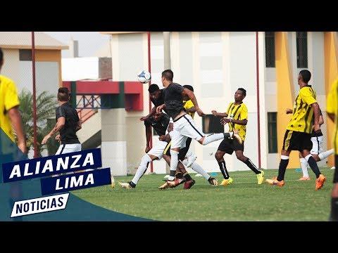 Goles | Alianza Lima realizó primeros partidos amistosos | #Pretemporada2018