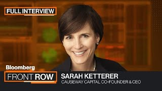 Causeway's Ketterer Redefines Value for Fed Stimulus Era