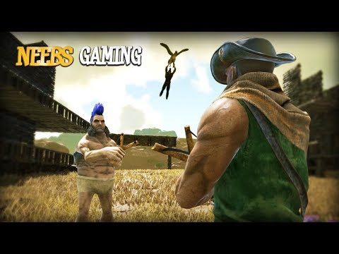 Ark: Survival Evolved - Western Showdown!!!