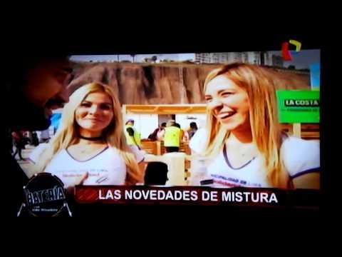 Mistura Peru 2016 Anfitrionas Joan Lindsay y Carol - www.anfitrionasymodelos.net