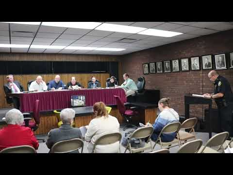 2  October 16, 2018 Council Meeting