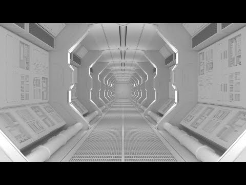 Blender Tutorial: Create a Spaceship Corridor in Blender - Part 1 of 2
