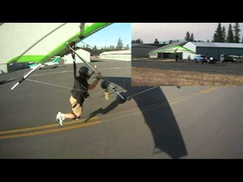 Grants Pass Airport Day Stationary Tow Demo