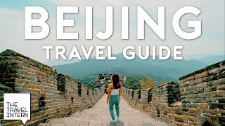 The First-Timer's Guide to Beijing - Beijing, China | The Travel Intern