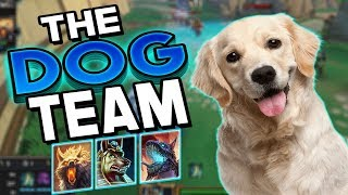 Smite: THE GOOD BOY TEAM - 3v3 Joust - This Team is Actually Viable?