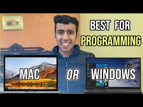 MAC or WINDOWS for Programming? Best for Engineering Students