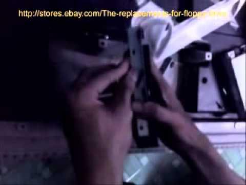 How to install USB floppy drive emulator on YAMAHA PSR 2100 Part 1