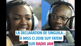 Download Video La déclaration de Singuila... à Miss CI 2018 Suy Fatem sur Radio Jam MP3 3GP MP4
