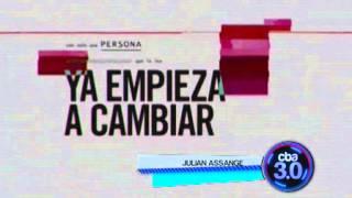 Multi_viral de Calle 13, junto con Julian Assange #WikiLeaks