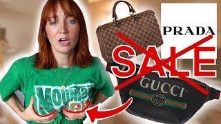 Gucci macht keinen Sale! #MäMo🐐