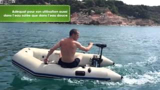 Moteur hors-bord électrique silencieux Sailoor