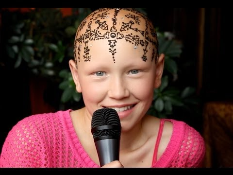 Henna Crowns for Cancer Patients