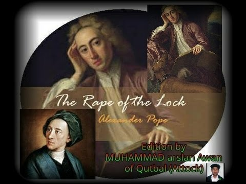 """""""The Rape of the Lock"""" by Alexander Pope Full Audio Book"""