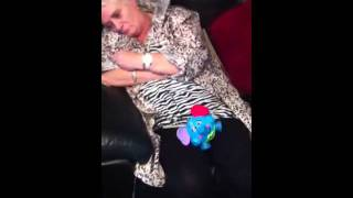 Vibrating Granny