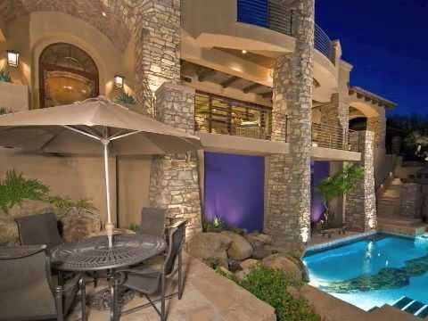 luxury european villa 2009 phoenix home and garden winner youtube