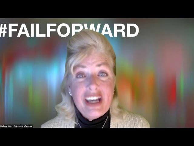 Replay March 16, 2021 Speakathon - Online Presenters Toastmasters