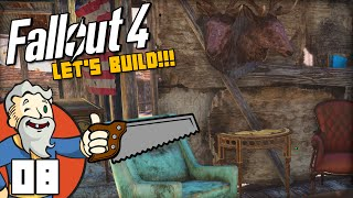 """COZY HERMIT MAN CAVE!!!"" Fallout 4 LET"