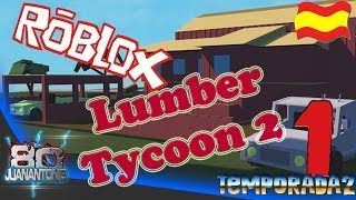 Roblox Lumber Tycoon 2 Part 1 T2 We started again