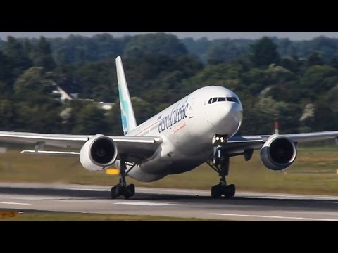 TOP 10 Boeing 777 `s - The Triple seven