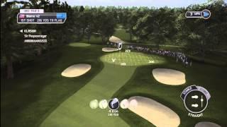 Tiger Woods PGA Tour 14 Gameplay: Online Tournament