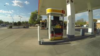 Shell Game - Gasoline & Superstition Springs Mall in Mesa, Arizona, 27 June 2016 GOPR0019