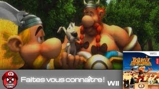 Faites vous connaître ! - NoLifeTest - Review Astérix aux Jeux Olympiques - Wii