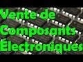 Vente de Composants Électroniques