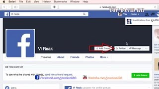 How to Turn On Facebook Follow