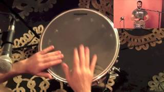 Lesson Preview - Basic Samba for Timbal/djembe
