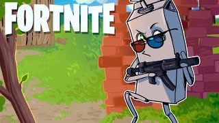 SECRET Agent SMii7Y INFILTRATES the ENEMY in Fortnite: Battle Royale (Fortnite Funny Moments)