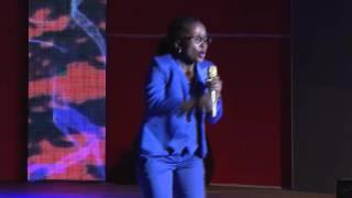 Kansiime Standup on kayasi. #iamkansiime show. kansiime Anne. African comedy.