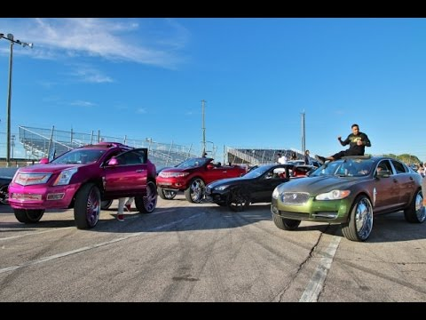 Whipaddict Mlk Car Show Part The Start Custom Cars Big