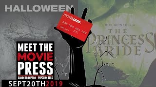 Moviepass-ed, Princess Bride Remake, Rambo & Ad Astra Release!