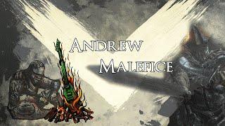 Dark Souls 3 Abyss Watchers Metal - Andrew Malefice