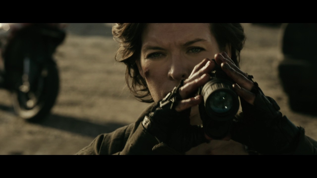 """RESIDENT EVIL : CHAPITRE FINAL - Extrait """"Welcome Home"""" VF"""