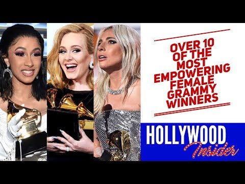 Over 10 of the Most Empowering Female Grammy Winners