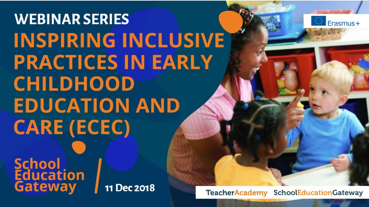 Early Childhood Education And Care Ecec >> Inspiring Inclusive Practices In Early Childhood Education And Care Ecec