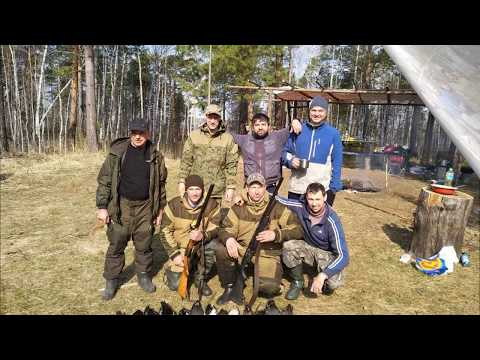 охота 05.2019, Ярковский район