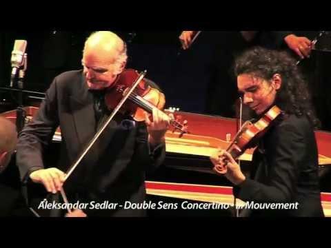 Aleksandar Sedlar - Double Sens Concertino 3