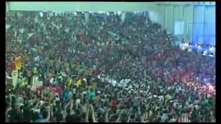 Download Lagu KKR1 YB2015 - 07 - Kudus Kuduslah Tuhan   How Great is Our God mp3