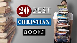 20 BEST CHRISTIAN BΟOKS of all time