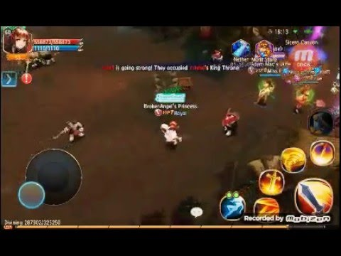 Sword Of Chaos Gameplay Part 2 New Character New Server(35)