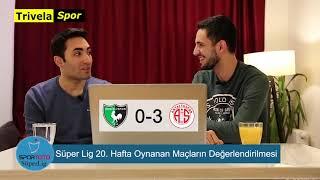 Spor Toto Süper Lig'de 19.Hafta Sonuçlarının Değerlendirmesi! Fenerbahçe'den Kri
