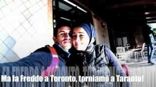 Viaggio in tandem: da Taranto a Toronto- video Go Pro TRAVEL_VIDEO