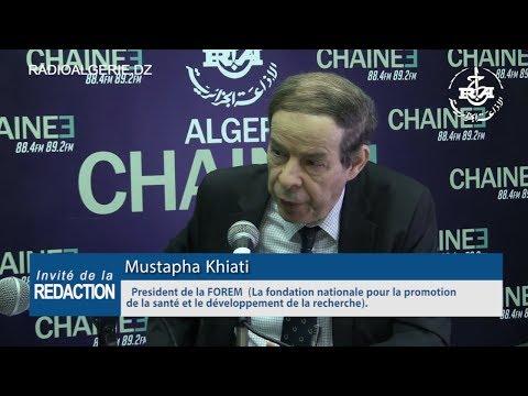 Mustapha Khiati  President de la FOREM